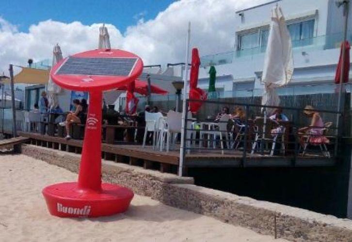 Wi-Fi gratuito na praia? Sim, é possível