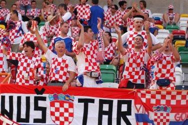 França-Croácia: a última vez foi em Leiria no Euro2004