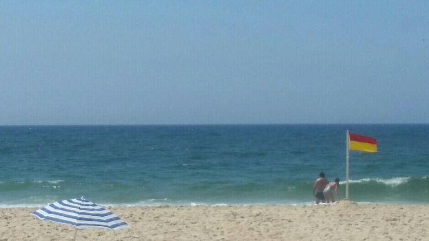 Há novas bandeiras nas praias
