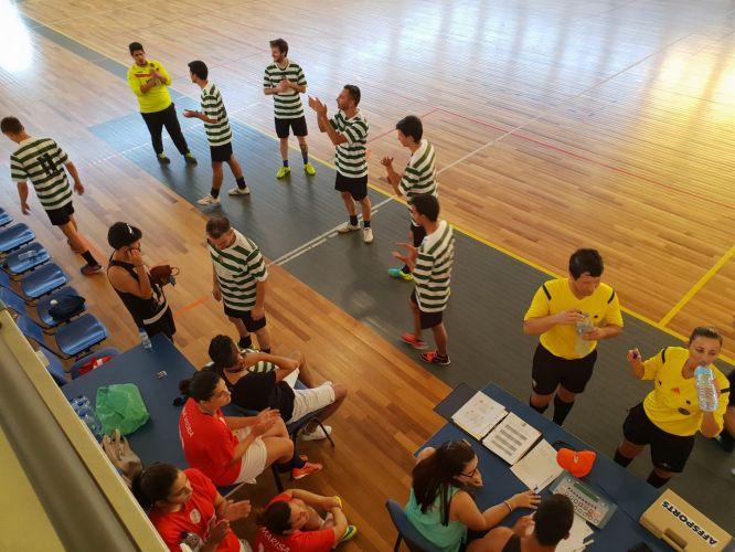 Final do torneio de futsal é no dia 29