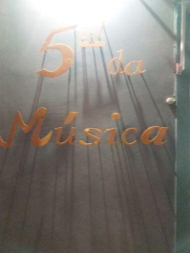 Quintal da Música é ponto de visita