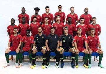 Portugal é campeão da Europa sub19 em futebol