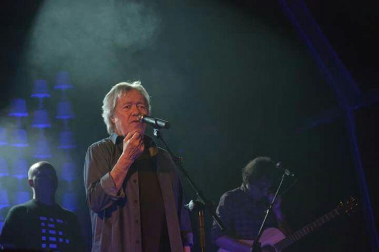Sérgio Godinho (en)cantou em Pombal