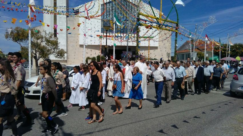 Festas na Bajouca