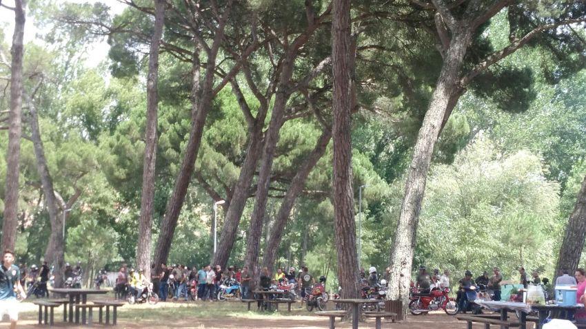 Parque das merendas do açude de Pombal