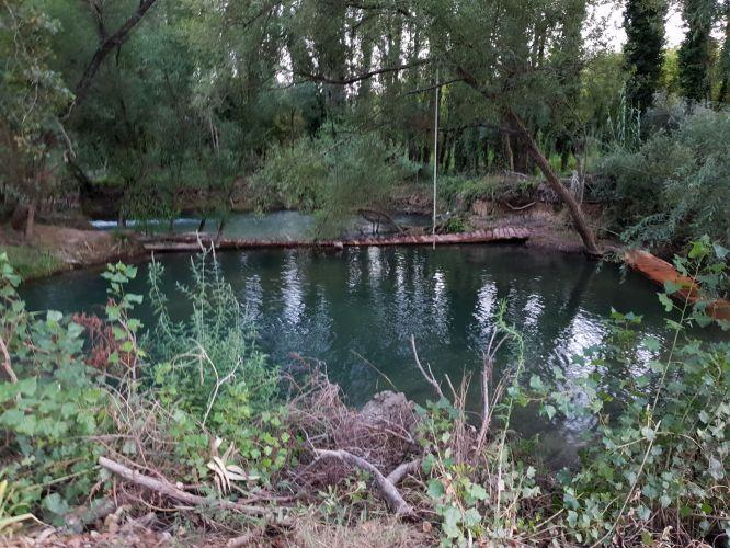 Três Praias Fluviais por um rio