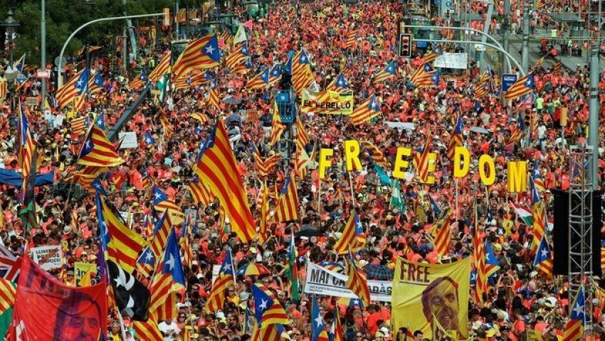 Catalunha no caminho da Independência