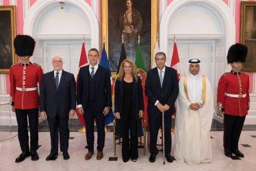 Novo embaixador de Portugal no Canadá toma posse