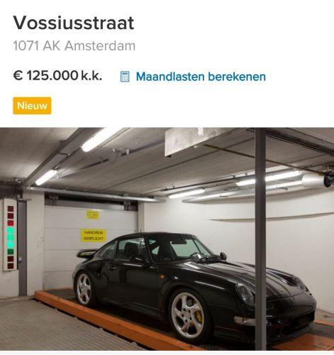 125 mil euros por uma simples garagem para o carro