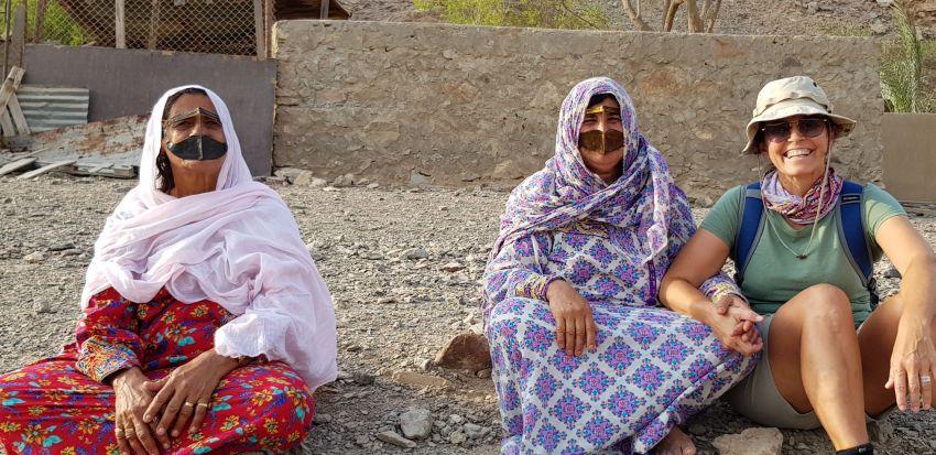Moda feminina nos Emirados Árabes Unidos