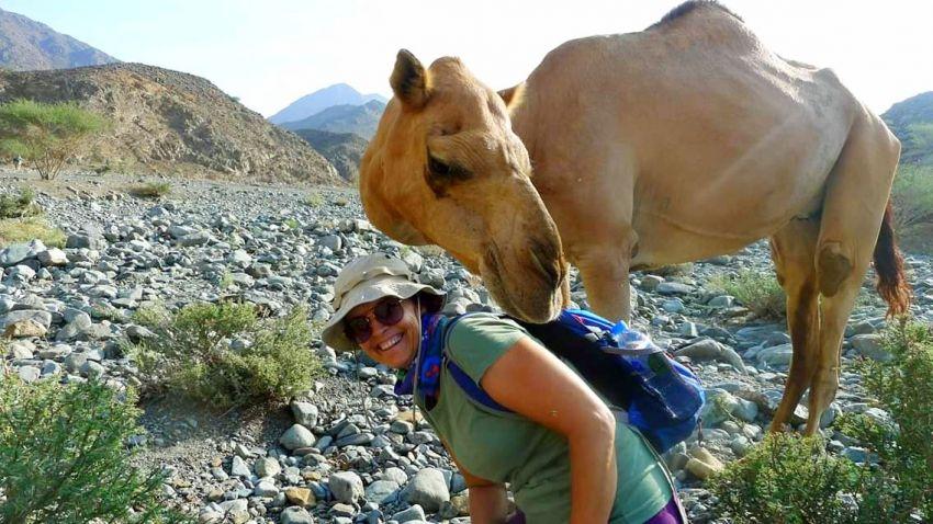 Uma terra de camelos