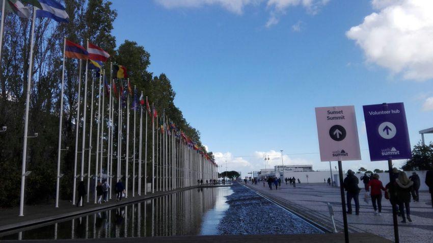 Web Summit traz últimas da tecnologia a Lisboa