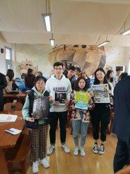 Jovens chineses aprendem português com apoio do REGIÃO DE LEIRIA