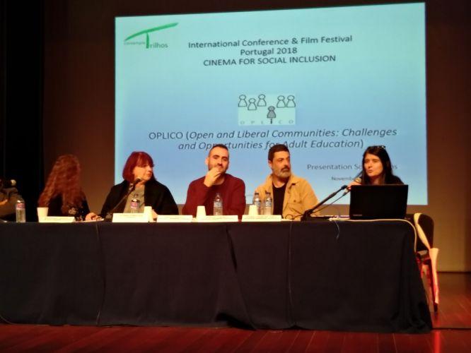 Contempla Trilhos participa em conferência internacional sobre migrantes e refugiados