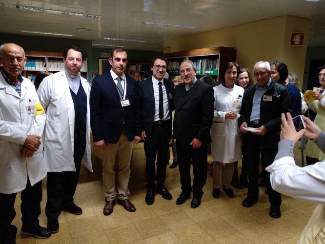 Dia do Voluntário comentado pela Liga dos Amigos do Hospital
