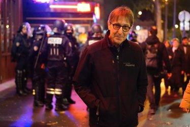 Momentos de muita tensão em Paris