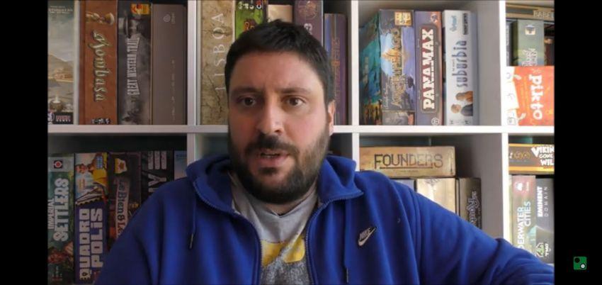 Micael Sousa escolhe top 10 dos jogos de tabuleiro editados em Portugal em 2018