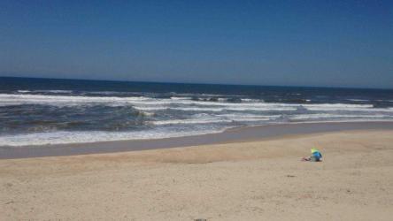 Temperaturas altas convidam a ir à praia