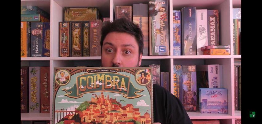 Coimbra: o jogo de tabuleiro
