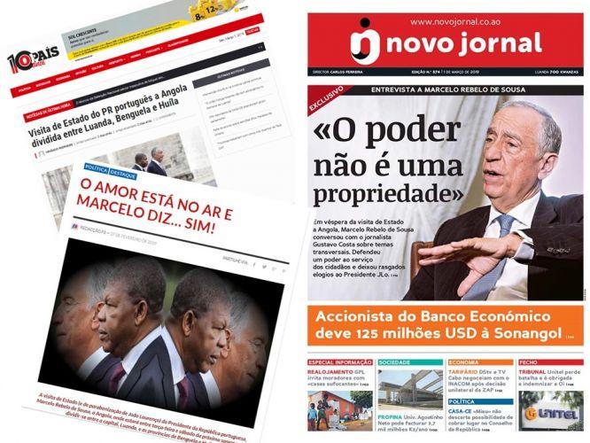 Marcelo Rebelo de Sousa visita Angola na próxima semana