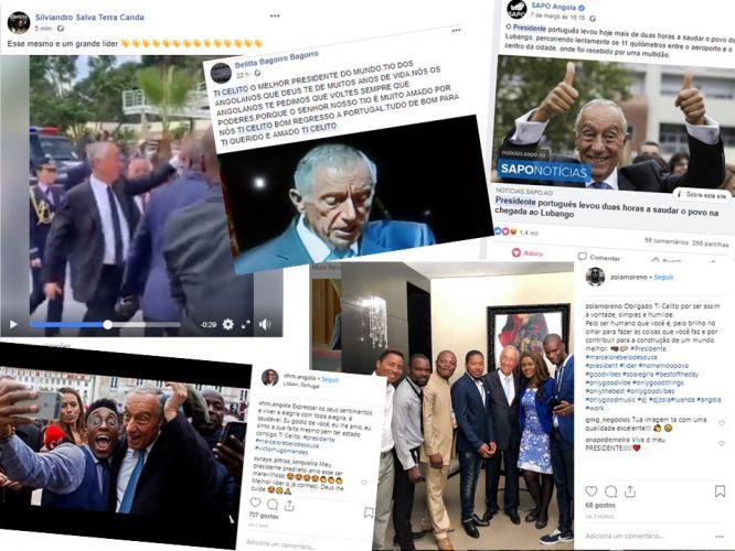 """""""Ti Celito"""" é fenómeno em Angola e nas redes sociais"""
