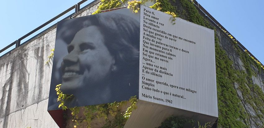 Jardim Maria de Jesus Barroso é sala de visitas no Minho