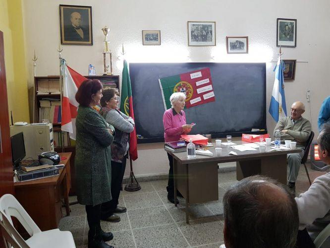 Sociedade Portuguesa de Olavarría recordou o Dia de Portugal, de Camões e das Comunidades Portuguesas