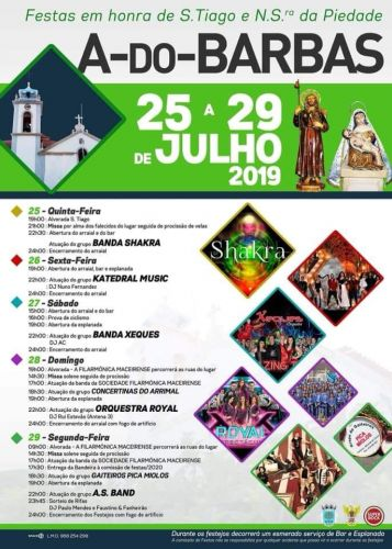 Festas A-do-Barbas, Maceira
