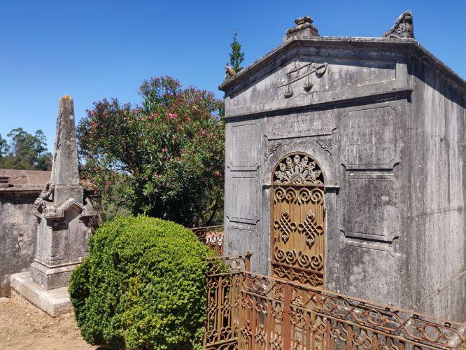 Cemitério de Maçãs de D. Maria um dos primeiros do País