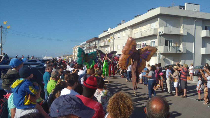 Carnaval de Verão na Praia do Pedrógão
