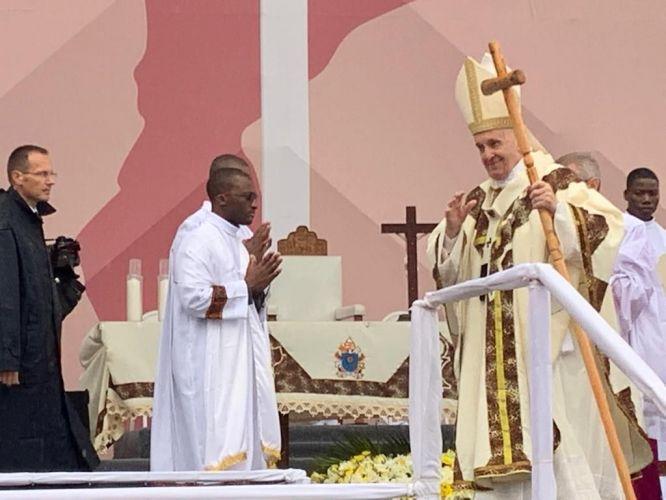 A visita do Papa Francisco a Moçambique