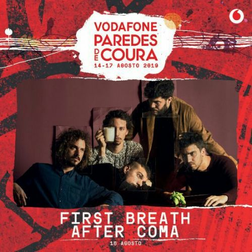 First Breath After Coma representaram Leiria no Paredes de Coura