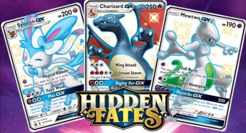 """Pokémon Trading Card Game """"Hidden Fates"""" é posto à venda em Leiria"""