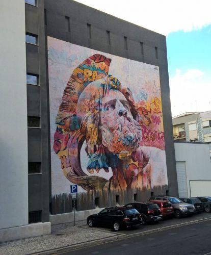 Onda artística invade Leiria
