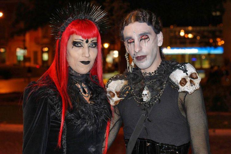 Festival continua a atrair góticos de todo o país