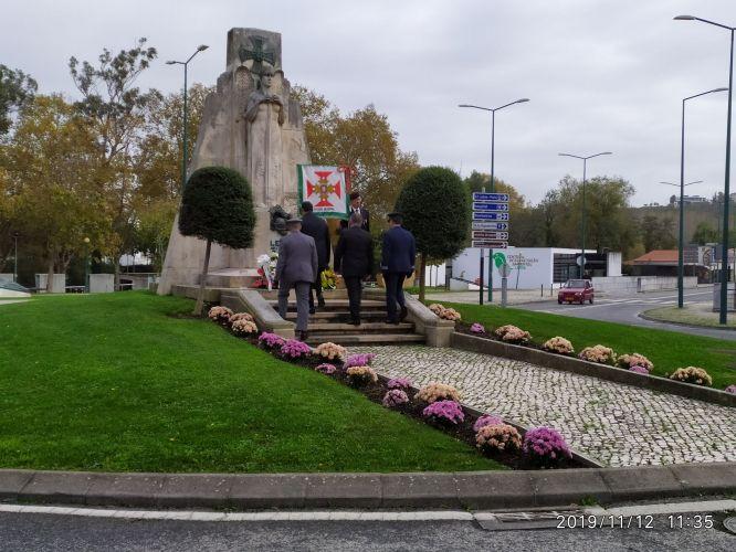 Centenário do Armistício comemorado em Leiria