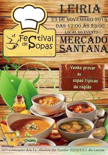 Festival de sopas e concerto de piano