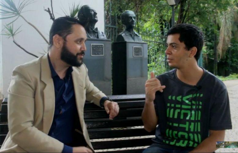 "Lançamento de E-book:  entrevista para o ""BM Entrevista"