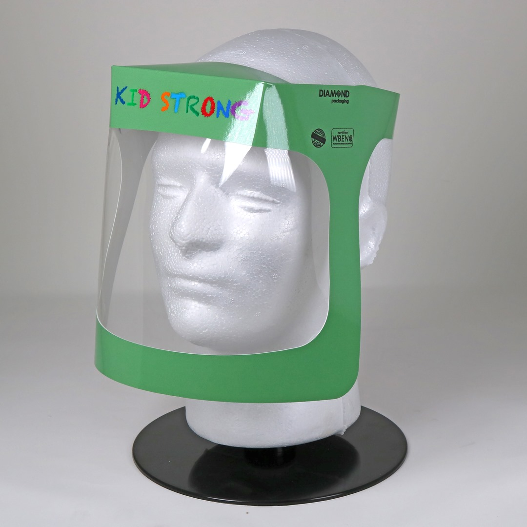 Eco Face Shield - Child