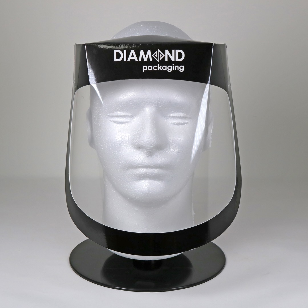 Luxury Face Shield - Adult