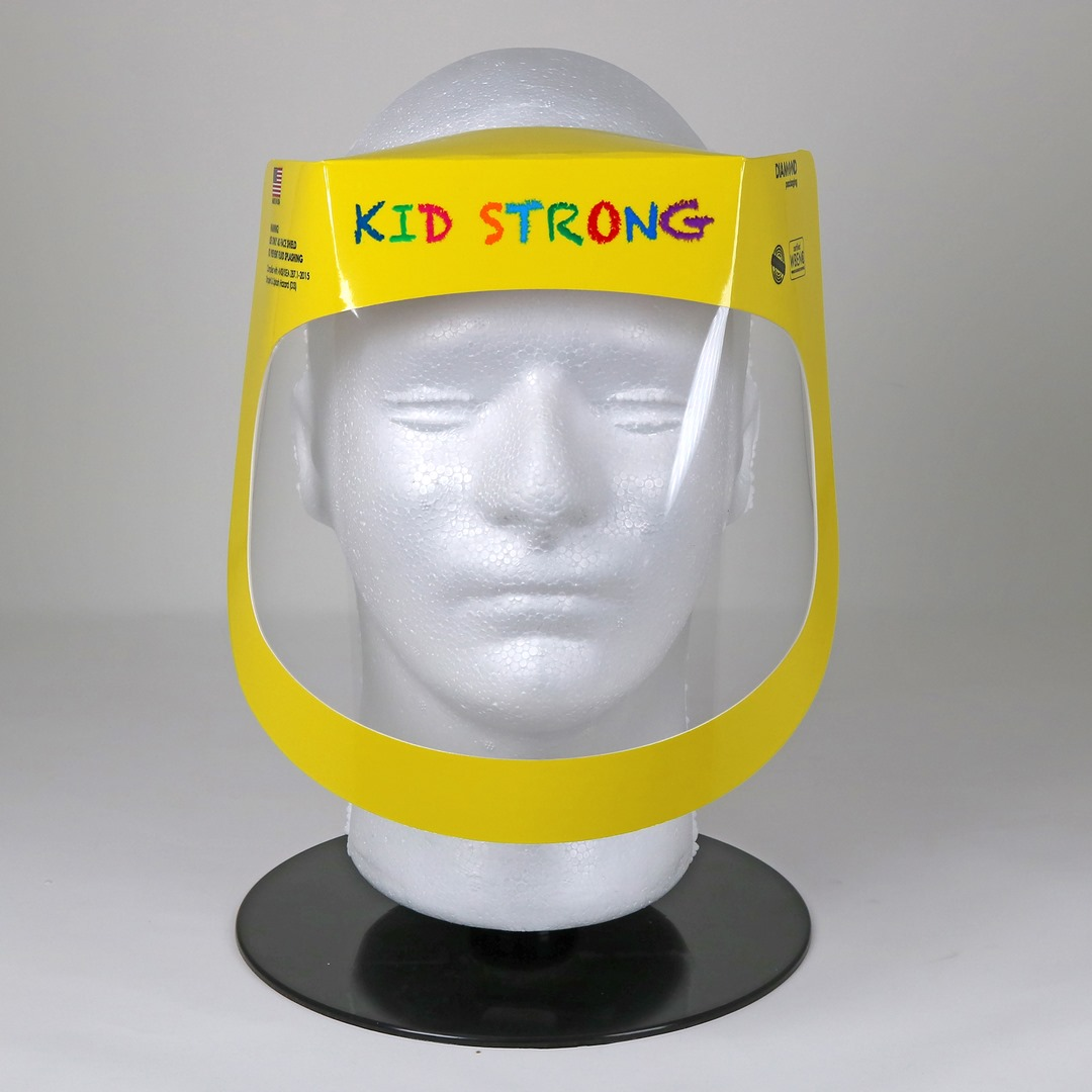 Luxury Face Shield - Child