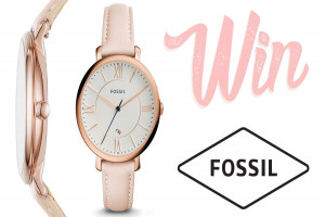 Win a Fossil Watch