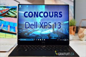 Gagnez un portable Dell XPS 13