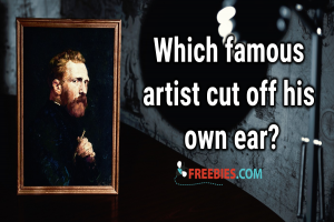 TRIVIA: Which famous artist?