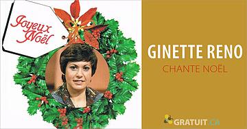 26 chansons de Noël de Ginette Reno