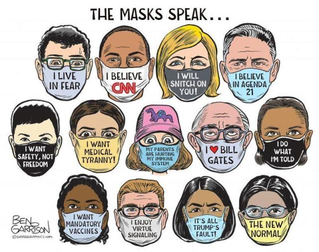 The Pandemic of Bad Science and Public Health Misinformation on Community Wearing of Masks