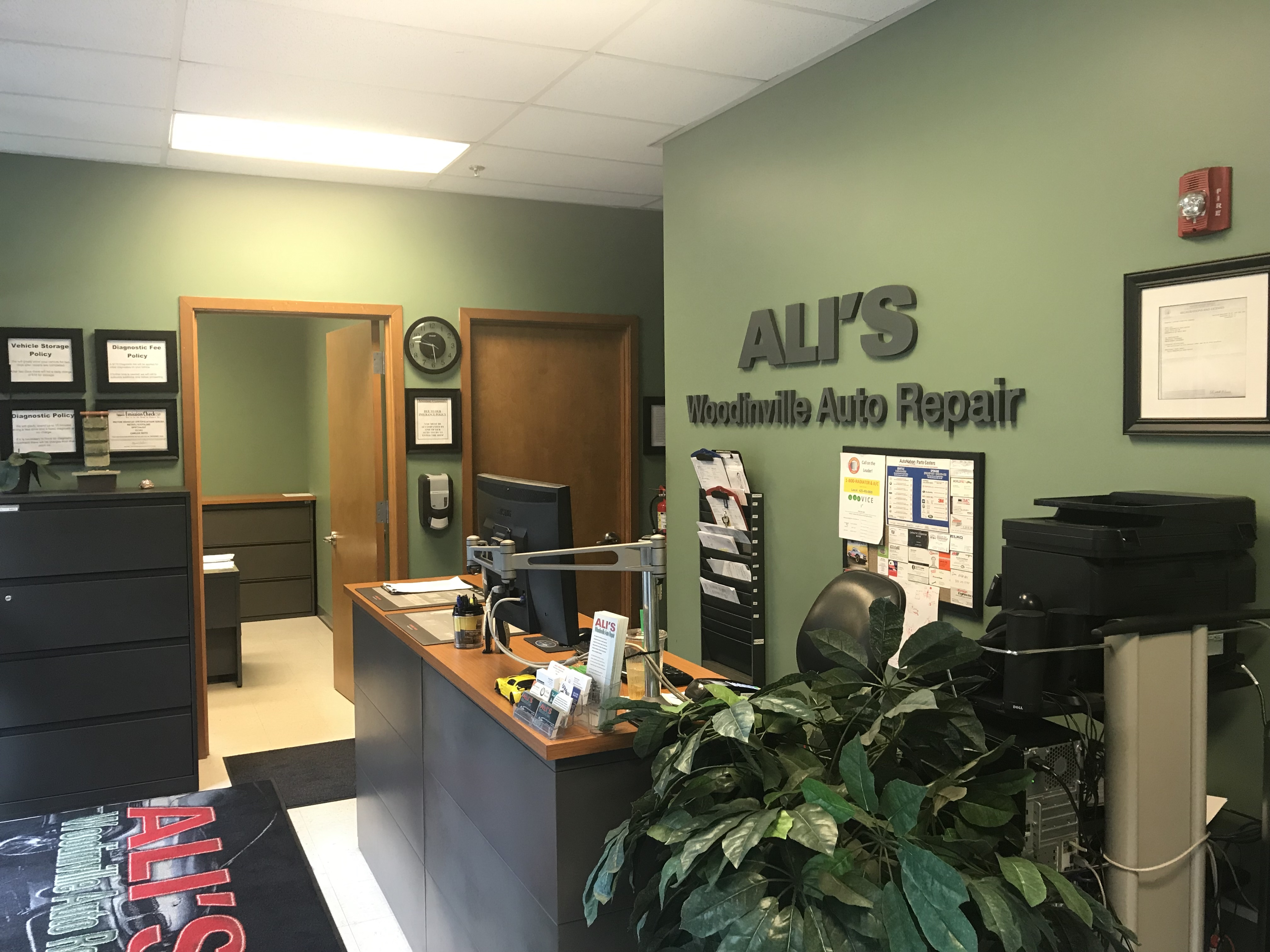 Auto Tune Up In Woodinville