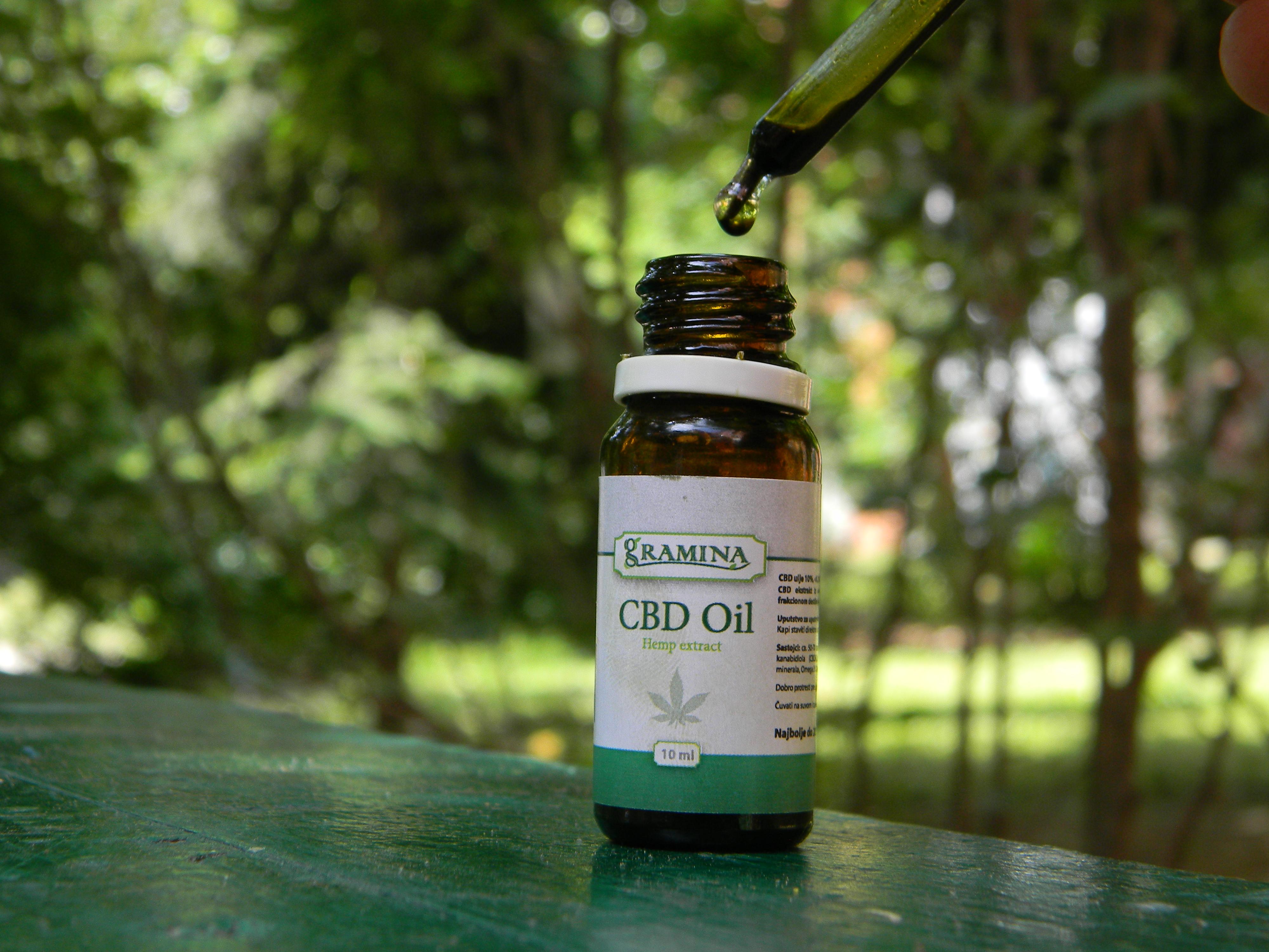 Gramina CBD ulje