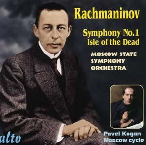 Album Rachmaninov: Symphony No. 1 In D Minor; Isle Of The Dead