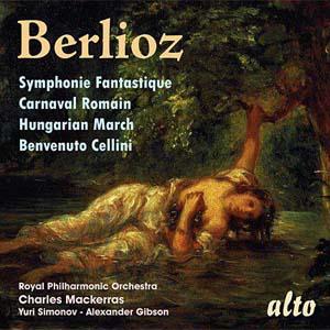 Album Berlioz: Symphonie Fantastique; Overtures